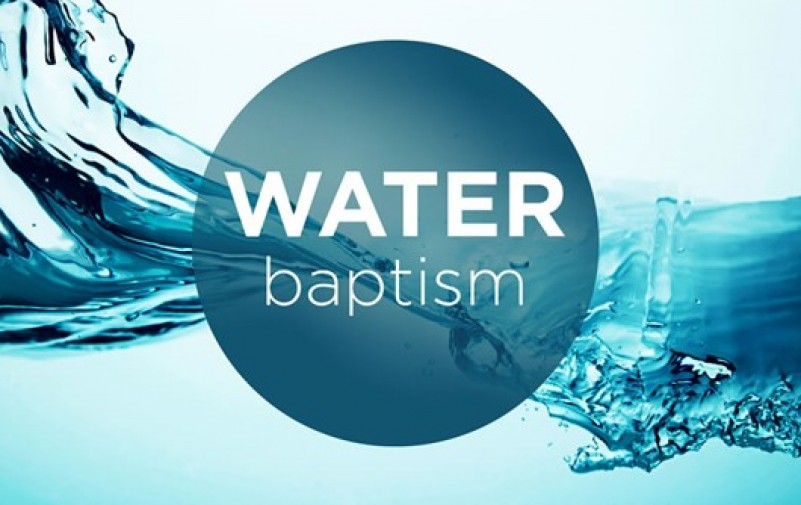 Want to be Baptised?