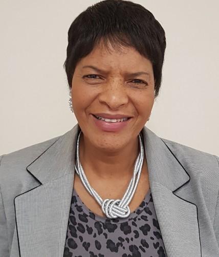 Minister Elizabeth Sibotshiwe