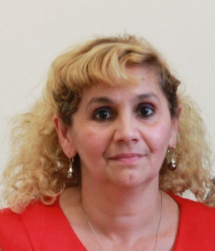 Pastor Fatima Gaziova