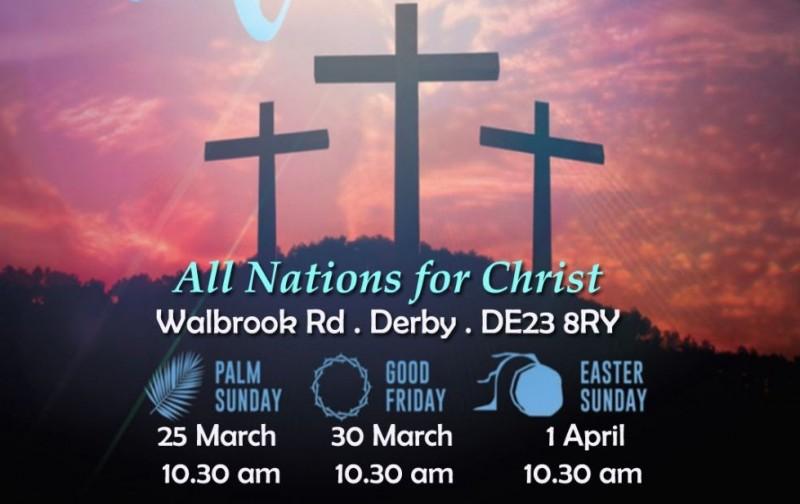 ANFC Church@ Easter