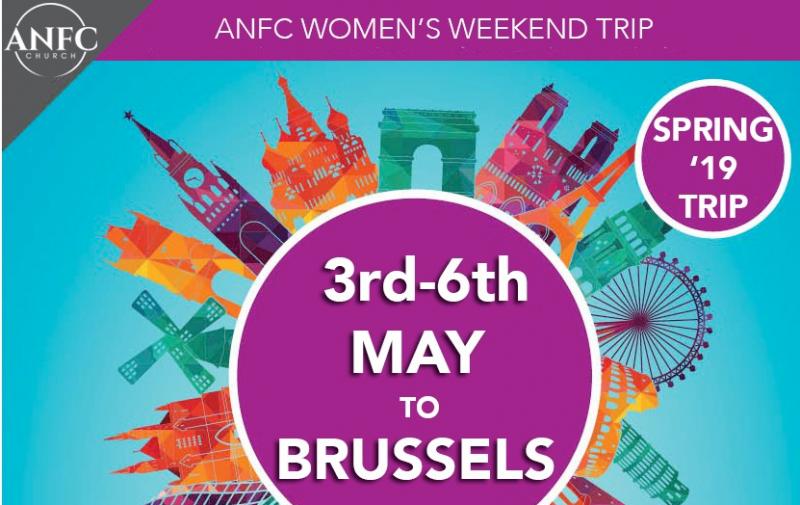 ANFC Women's Weekend Trip