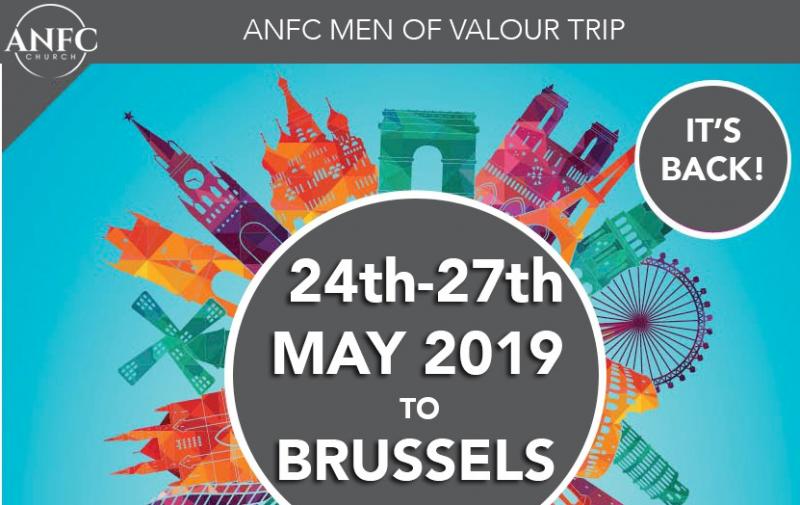 ANFC Men of Valour Trip